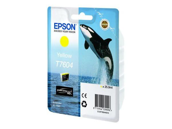 Epson Tintenpatronen C13T76044010 3