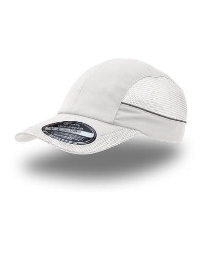 Runner Cap White