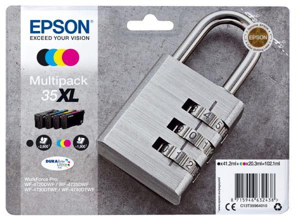 Epson Tintenpatronen C13T35964010 1