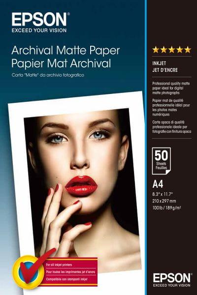 Epson Papier, Folien, Etiketten C13S041342 2