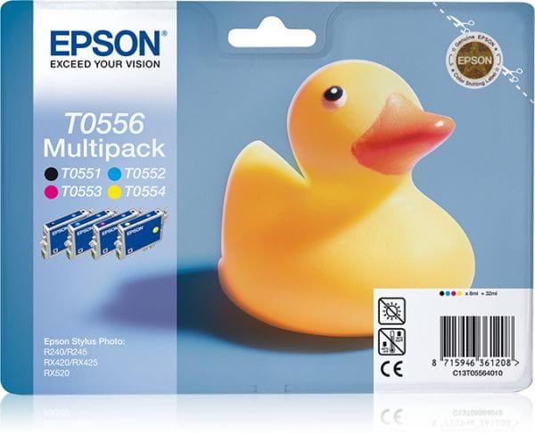 Epson Tintenpatronen C13T05564010 3