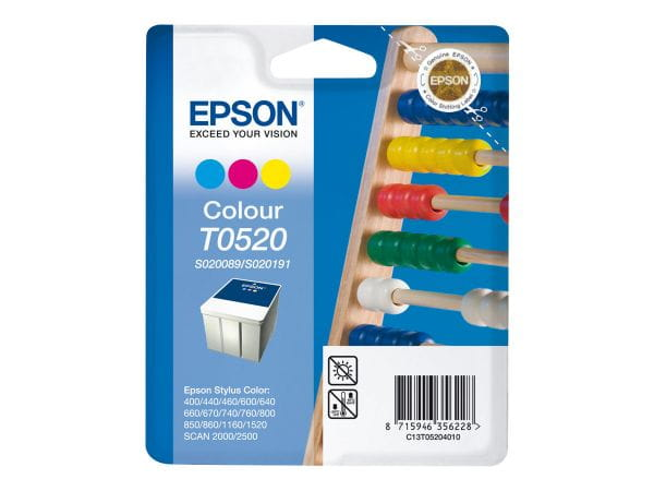 Epson Tintenpatronen C13T05204010 3