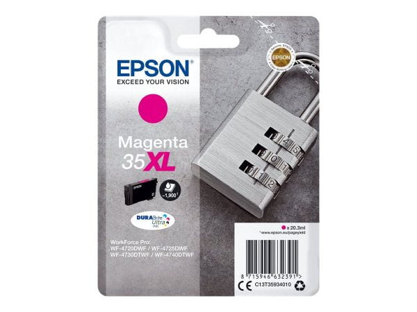 Epson Tintenpatronen C13T35934010 2