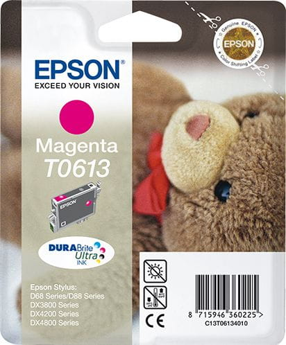 Epson Tintenpatronen C13T06134010 1