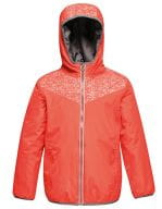 Kids Reflector Insulated Jacket Classic Red