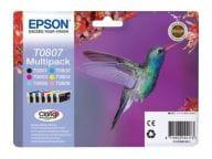 Epson Tintenpatronen C13T08074011 3