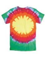 Bullseyes Youth T-Shirt Teardrop Bullseye
