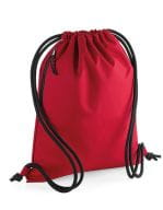 Recycled Gymsac Classic Red