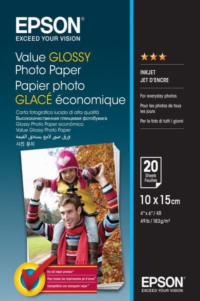 Epson Papier, Folien, Etiketten C13S400037 2