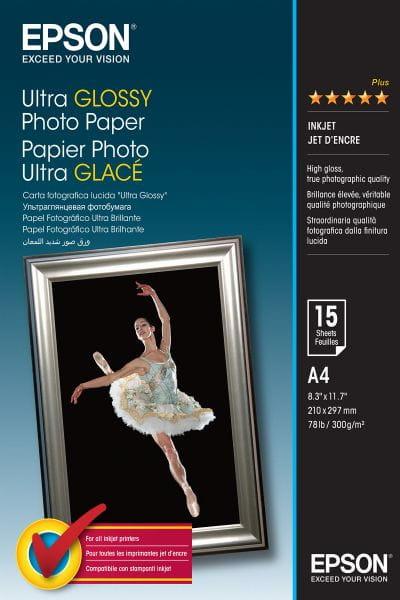 Epson Papier, Folien, Etiketten C13S041927 2