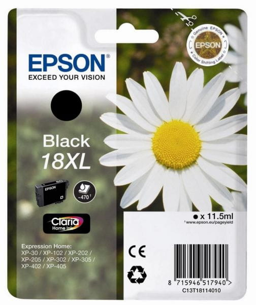 Epson Tintenpatronen C13T18114020 1