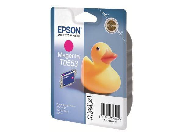 Epson Tintenpatronen C13T05534010 1