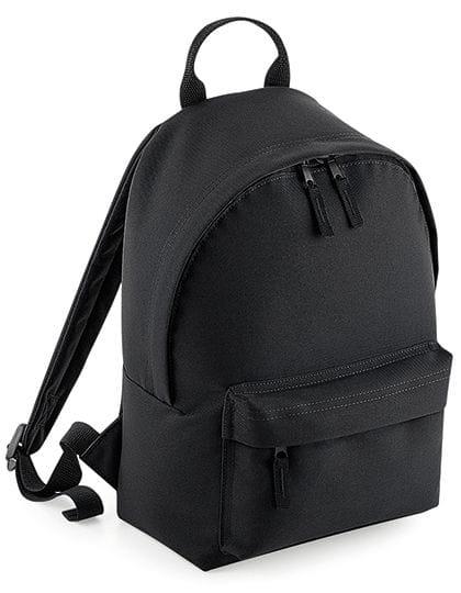 Mini Fashion Backpack Black / Black