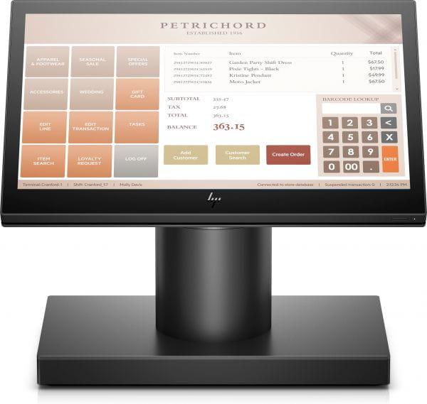 HP Komplettsysteme Y6A76EA 1