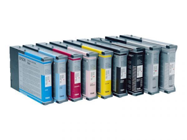 Epson Tintenpatronen C13T605500 3