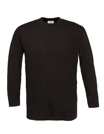 T-Shirt Exact 190 Long Sleeve Black