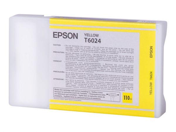 Epson Tintenpatronen C13T602400 1