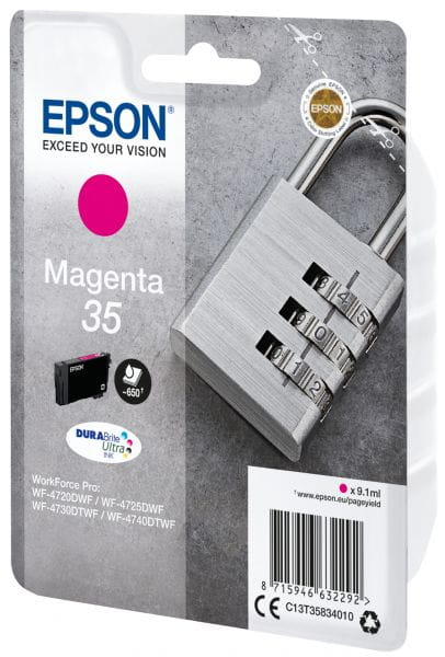 Epson Tintenpatronen C13T35834010 3