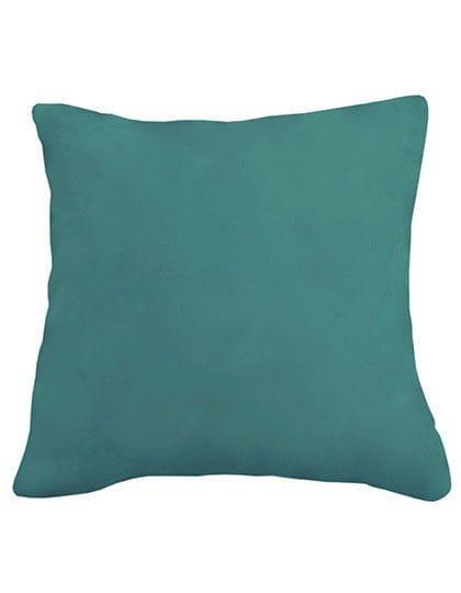 Coral Fleece Cushion Cover 50 x 50 cm Rustical Green (Green)