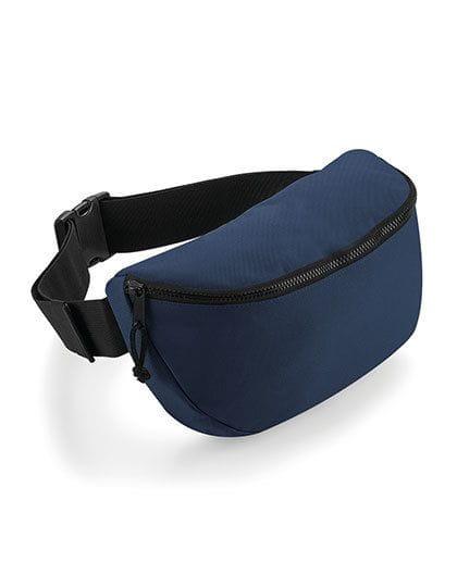 Oversized Belt Bag French Navy