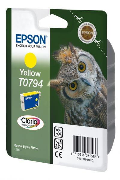 Epson Tintenpatronen C13T07944010 2