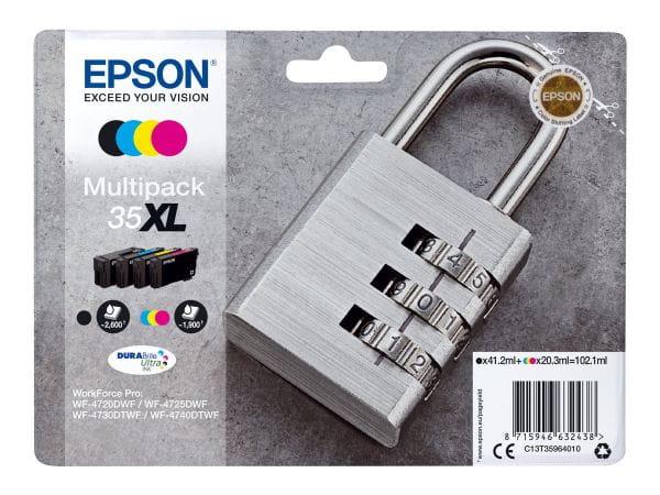 Epson Tintenpatronen C13T35964010 2