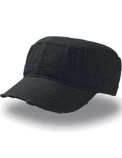 Urban Destroyed Cap Black