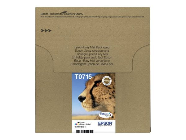Epson Tintenpatronen C13T07154511 1