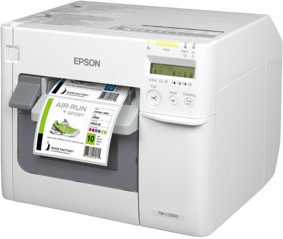 Epson Drucker C31CD54012CD 2