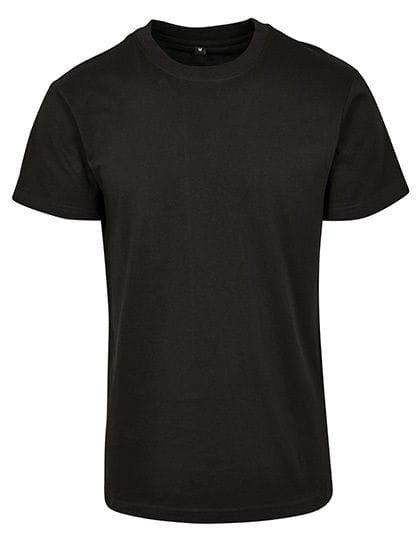 Premium Combed Jersey T-Shirt Black