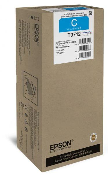Epson Tintenpatronen C13T974200 2