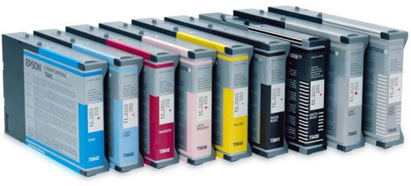 Epson Tintenpatronen C13T602900 2
