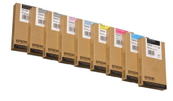 Epson Tintenpatronen C13T603900 2