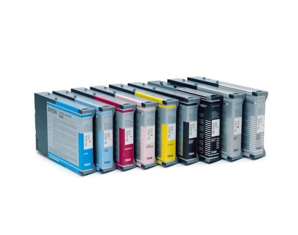 Epson Tintenpatronen C13T605600 2