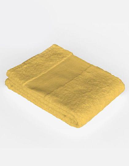 Economy Maxi Bath Towel Brilliant Yellow (Yellow)