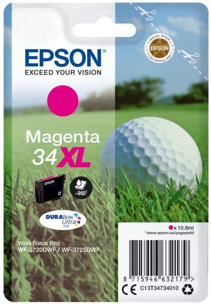 Epson Tintenpatronen C13T34734010 2