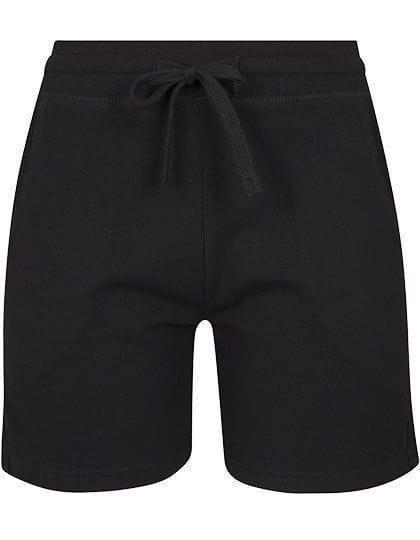 Ladies` Terry Shorts Black