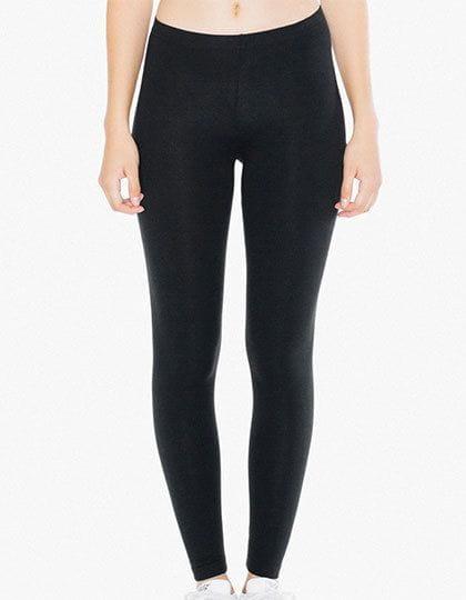 Women`s Jersey Leggings Black