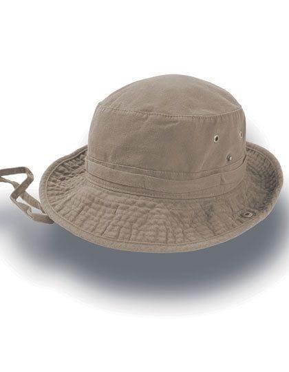 Globe Trotter Hat Khaki
