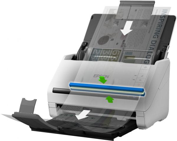 Epson Scanner B11B226401BT 3