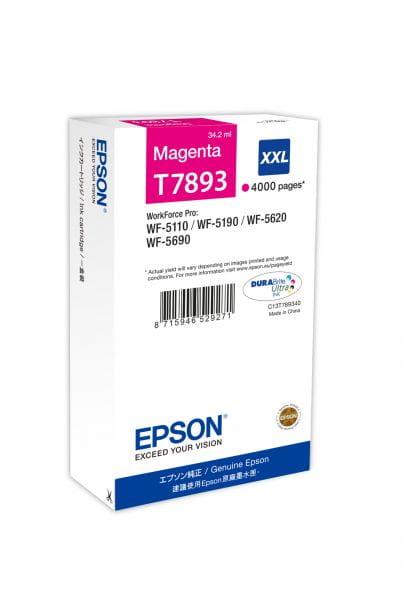 Epson Tintenpatronen C13T789340 2