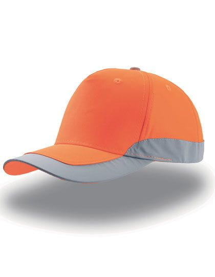 Helpy Cap Orange Fluo
