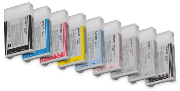 Epson Tintenpatronen C13T603C00 1
