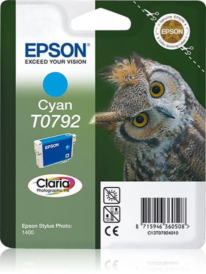 Epson Tintenpatronen C13T07924020 5