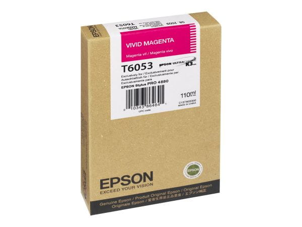 Epson Tintenpatronen C13T605300 1