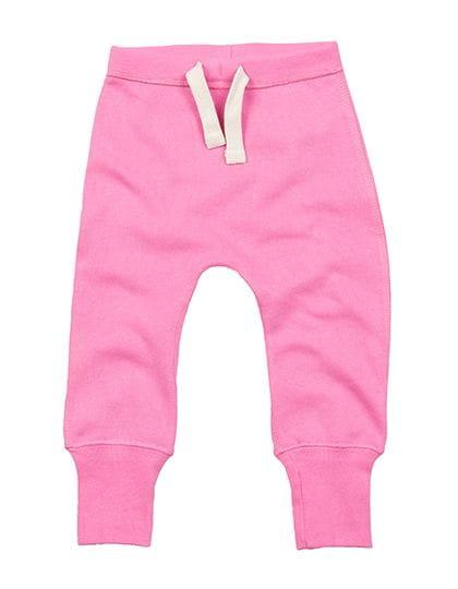 Baby Sweatpants Bubble Gum Pink
