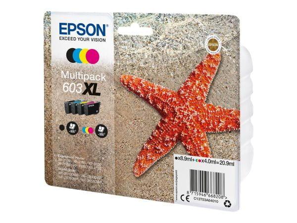 Epson Tintenpatronen C13T03A64010 3