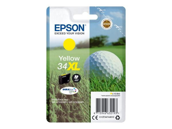 Epson Tintenpatronen C13T34744010 3