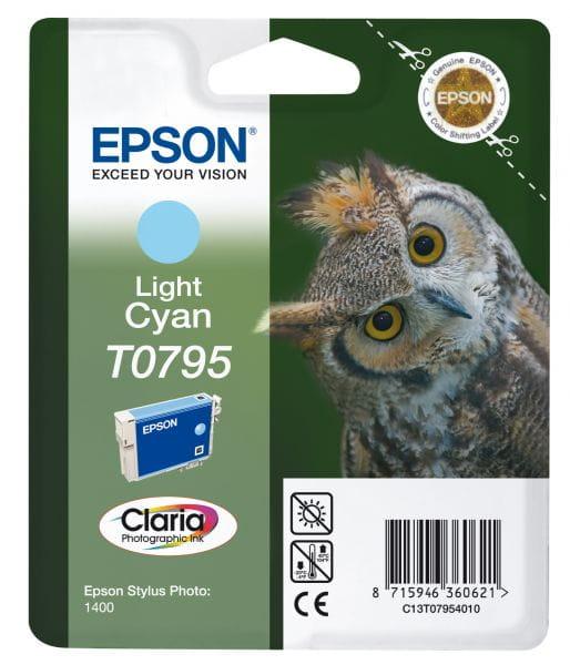 Epson Tintenpatronen C13T07954010 2
