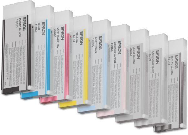Epson Tintenpatronen C13T606C00 1